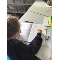 Writing up our investigation