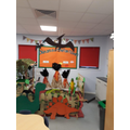 This term we are learning all about dinosaurs!