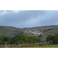 Malham Cove from Gordale Beck