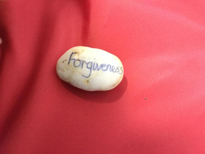 Forgiveness in reflection spaces