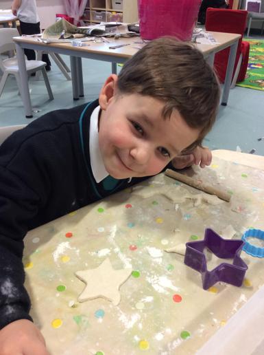 I made some stars!