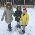 Smiles in the Snow!  ❄️