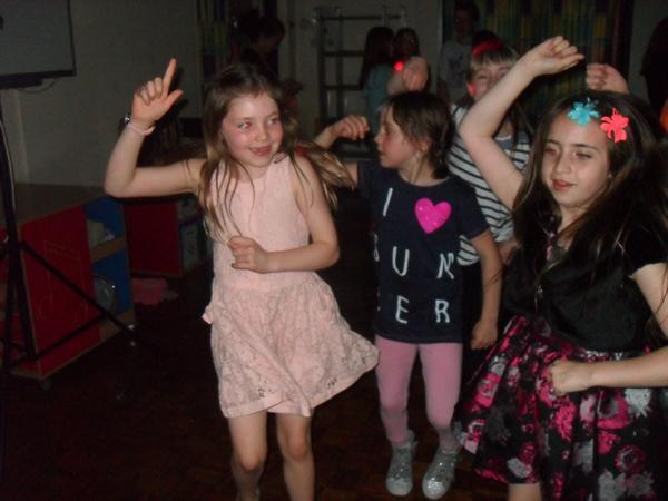 KS2 summer disco