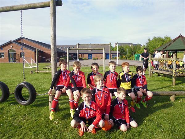 Year 3/4 Football Team