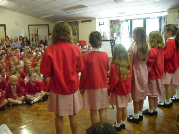 Class 4 assembly
