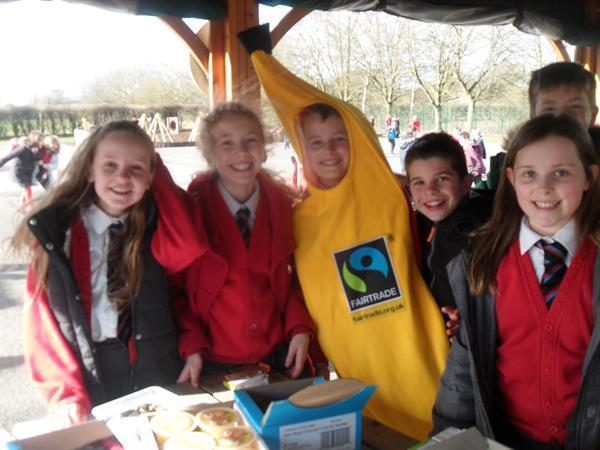 FairTrade Fortnight at St Matthew's