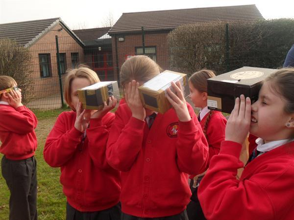 Watching through our viewfinders