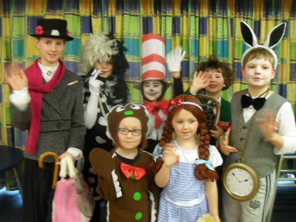 World Book Day March 2015