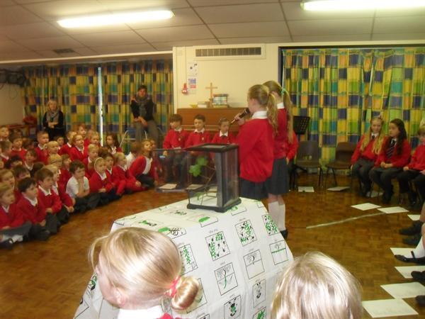 Year 4 Science Assembly