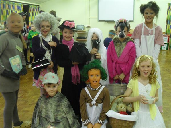 World Book Day - our prize winners