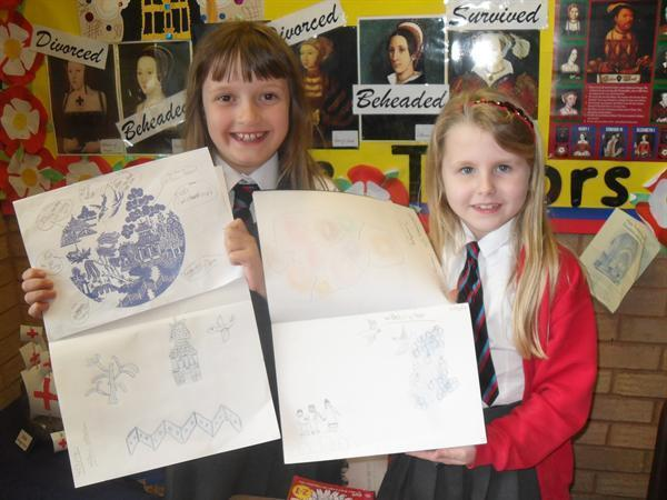 Willow Patterns for their work on Chinese art