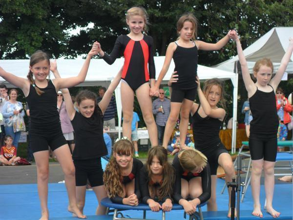 Our Gymnasts