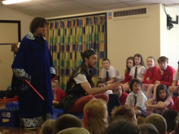 King Arthur Performance