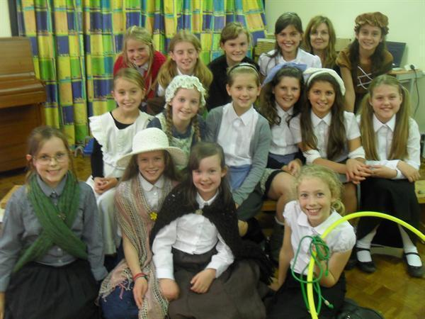 Year 6 Class Assembly - Victorians