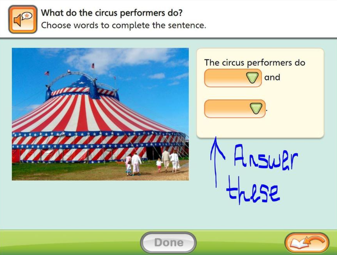 Answer the drop down ques - Allow 'pop ups'