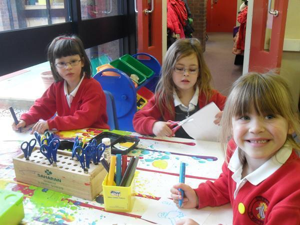 Reception are fabulous at writing!