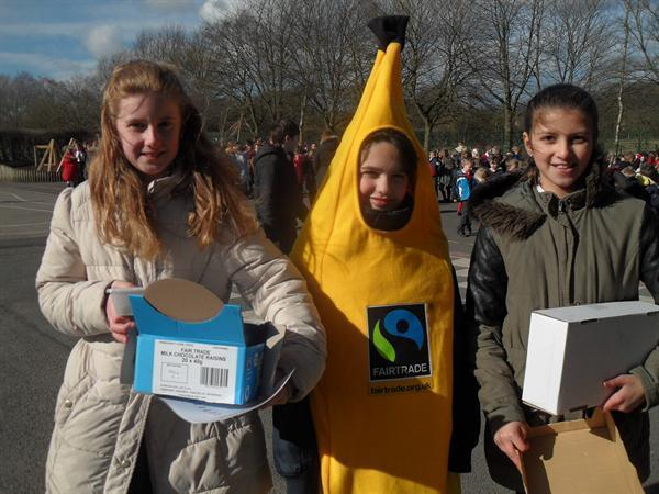FairTrade goods are going well!