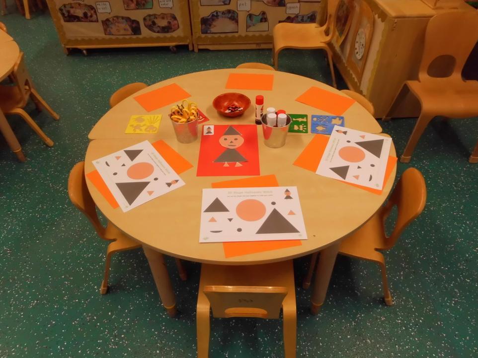 Create and Make table.