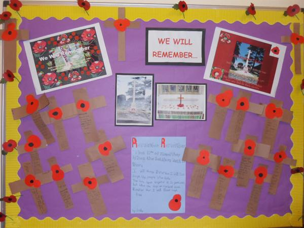 Class 3 display - Remembrance