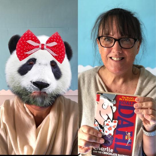 Paloma Panda was.......... Nicki!