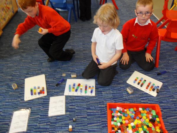 Problem solving in Class 1