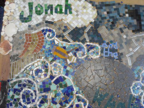 Jonah and the Whale shows 'Justice'