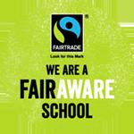 The Fair Aware School award.