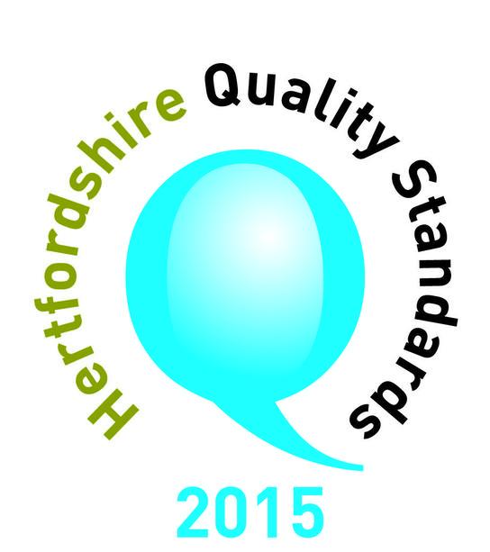Hertfordshire Quality Standards award.