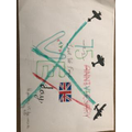HM's awesome VE Day poster!