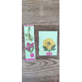 Nature inspired bookmarks by MC