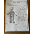 CC's superhero for this week!