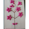 F's - what's the blossom made from?