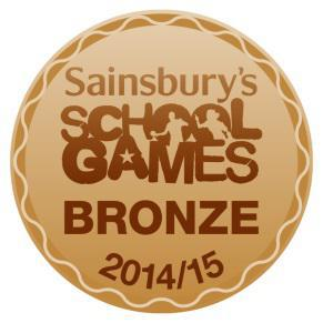 The Sainsburys School Sports award.