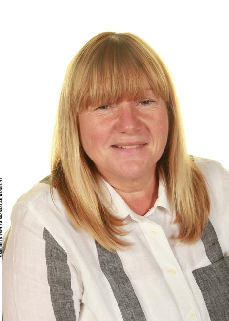 Mrs Sue Hartley - Higher Level Teaching Assistant