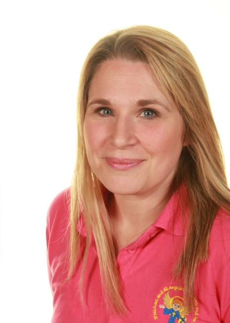 Miss Lorna Stewart, Play Leader