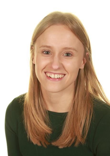 Miss Rebecca Barnes - Class Teacher