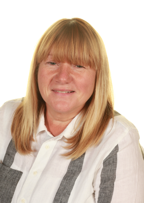 Mrs Sue Hartley, Higher Level Teaching Assistant