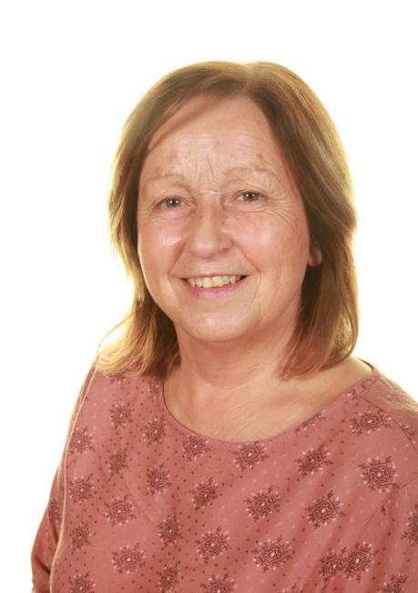 Mrs Barbara Moran - Teaching Assistant