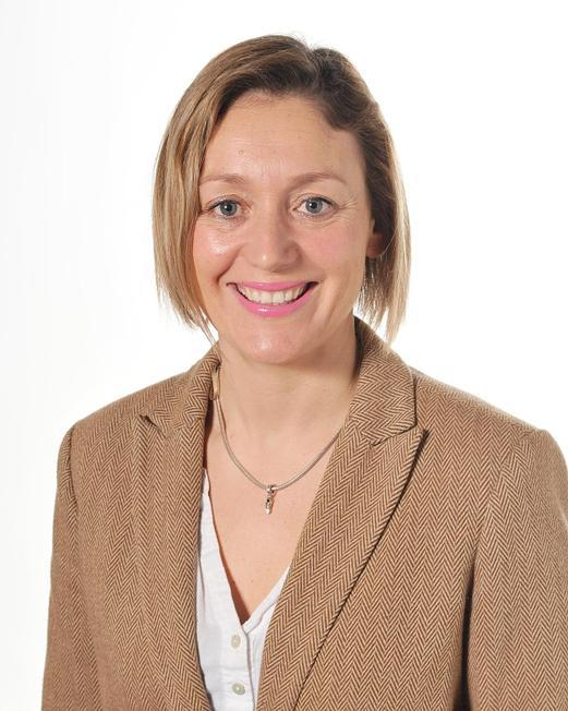 Mrs Claire Berry, Head Teacher