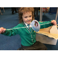 Creating Spinners from our English story of Rumpelstiltskin