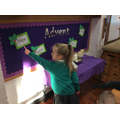 Finding out about Advent