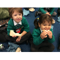 Sequencing - Eating Sandwiches