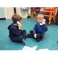 Guided Reading with Whisper Phones