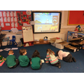 Phonics - Blended Learning Identifying Objects with Focus Phoneme