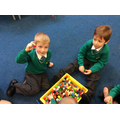 Counting using Cubes
