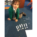 3D shape matching the picture to the words