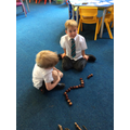 Number Formation using Conkers