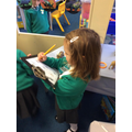 Role Play Area Writing