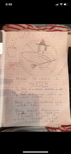 Witch Work