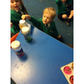 Spotting Shapes around the Classroom